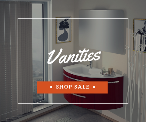 Sale on All Vanities | The Sink Boutique