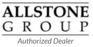 Allstone Authorized Dealer Logo