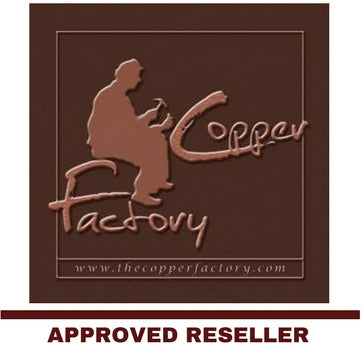 The Copper Factory Approved Reseller Badge
