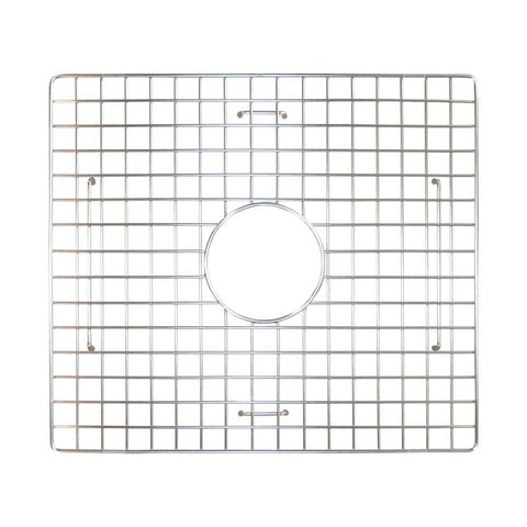 "Native Trails 17.25""x15.25"" Bottom Grid in Stainless Steel, GR1715-SS"