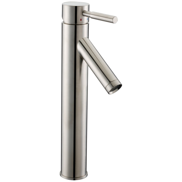 "Dawn 13"" 1.2 GPM Bathroom Faucet, Brushed Nickel, AB33 1021BN"