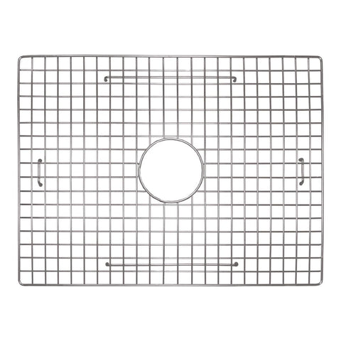"Native Trails 22.75""x17.25"" Bottom Grid in Stainless Steel, GR2217-SS"
