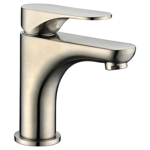 "Dawn 6"" 1.2 GPM Bathroom Faucet, Brushed Nickel, AB37 1565BN"