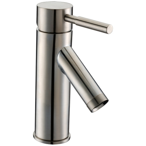 "Dawn 7"" 1.2 GPM Bathroom Faucet, Brushed Nickel, AB33 1031BN"