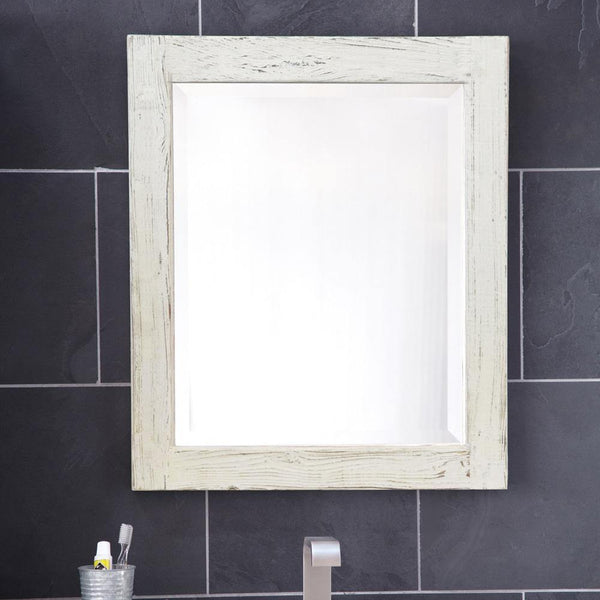 Native Trails Americana Mirror in Whitewash, MR290