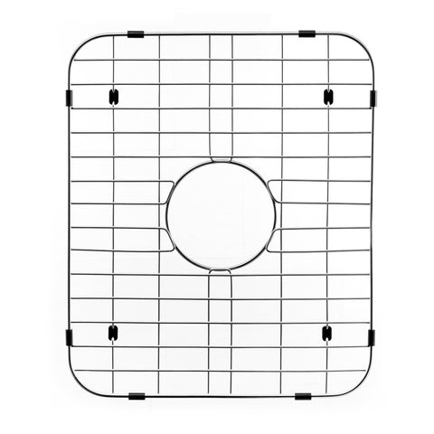 "Houzer 17.38"" in. x 14.5 in"" Stainless Steel Bottom Grid for PTD-4400, BG-7250"