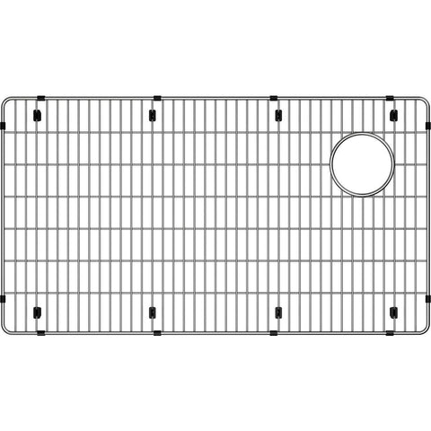 "Elkay CTXBG2916 Crosstown Stainless Steel 29-1/4"" x 16-1/4"" x 1-1/4"" Bottom Grid"