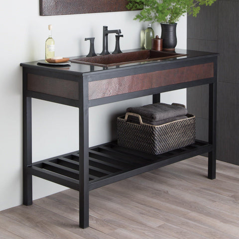 "Native Trails 48"" Cuzco Vanity in Antique, VNR482"