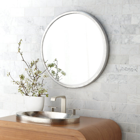 Native Trails Divinity Round Mirror, MR525