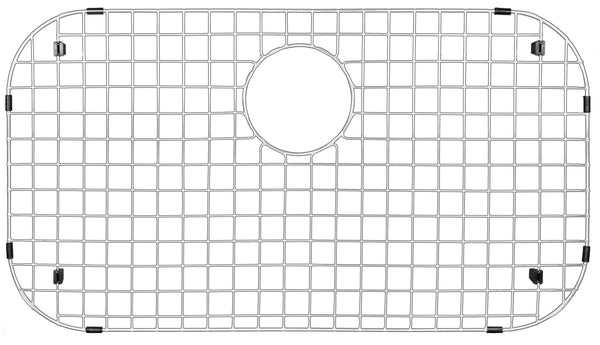 "Karran 26.75"" x 14.75"" Stainless Steel Grid, GR-3004"