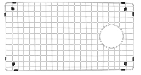 "Karran 27"" x 14.25"" Stainless Steel Grid, GR-6012"