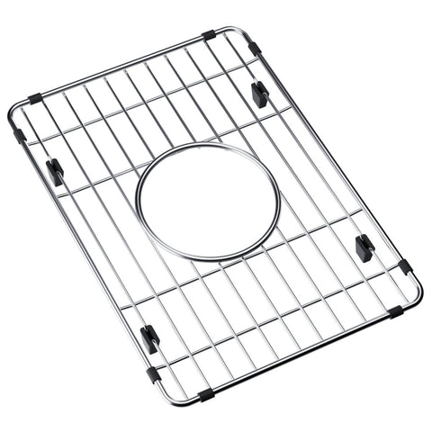 "Elkay LKBG1115SS Stainless Steel 10-7/16"" x 14-9/16"" x 1-5/16"" Bottom Grid"