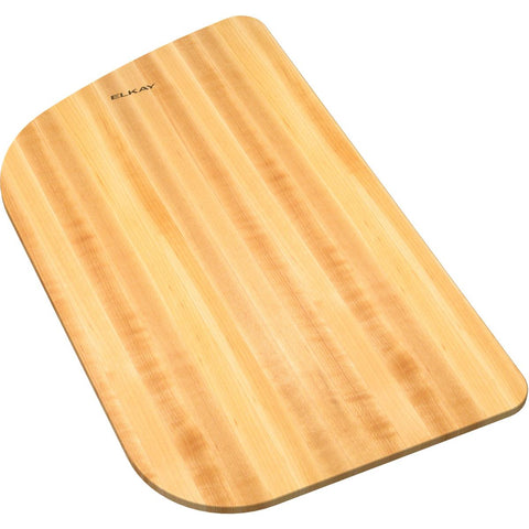 "Elkay LKCB1520LTHW Hardwood 12"" x 19-3/4"" x 1"" Cutting Board (Top mount installation)"