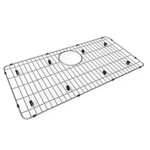 "Elkay LKOBG2915SS Stainless Steel 27-1/2"" x 13-1/2"" x 1-1/4"" Bottom Grid"