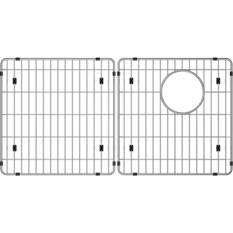 "Elkay LKOBG3016RSS Stainless Steel 28-1/4"" x 14-5/16"" x 1-1/4"" Bottom Grid"