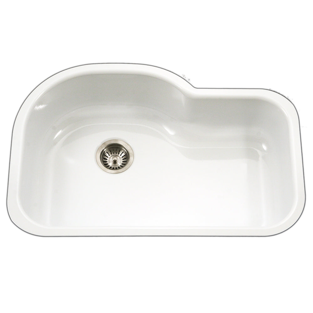 with grid front single in contempo bocchi sink drain s bowl fireclay and apron kitchen