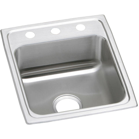 "Elkay Celebrity 17"" Stainless Steel Kitchen Sink, PSR17203"