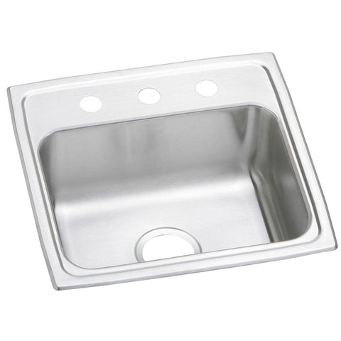 "Elkay Celebrity 19"" Stainless Steel Kitchen Sink, PSR19183"