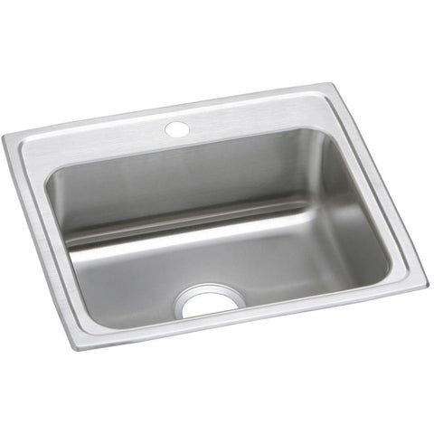"Elkay Celebrity 22"" Stainless Steel Kitchen Sink, PSR22191"