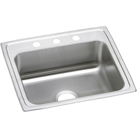 "Elkay Celebrity 22"" Stainless Steel Kitchen Sink, PSR22193"