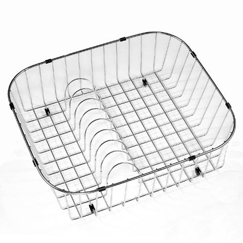 "Houzer 19"" Stainless Steel Rinsing Basket, RB-2400"