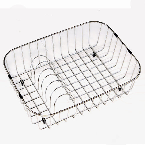 "Houzer 19"" Stainless Steel Rinsing Basket, RB-2500"