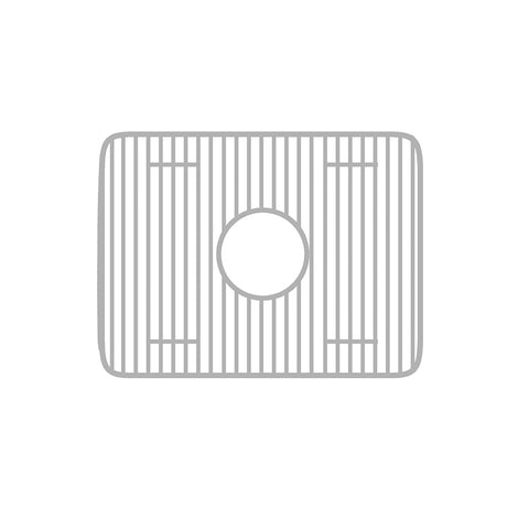 "Whitehaus WHREV3318 Stainless Steel Sink Grid for use with Fireclay 33"" Reversible Series Sinks"