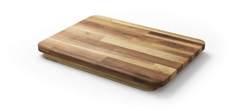 "Cutting Board for Latoscana 36"" Farmhouse Sink with Accessory Ledge, Walnut, LCB1813N"