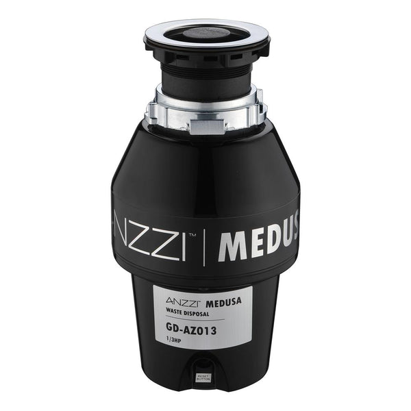 ANZZI MEDUSA Series 1/3 HP Garbage Disposal GD-AZ013 - The Sink Boutique