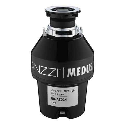 ANZZI MEDUSA Series 3/4 HP Garbage Disposal GD-AZ034 - The Sink Boutique