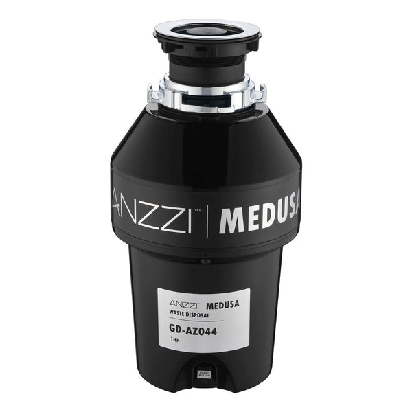 ANZZI MEDUSA Series 1 HP Garbage Disposal GD-AZ044 - The Sink Boutique