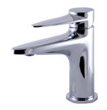 ALFI Polished Chrome Modern Single Hole Bathroom Faucet, AB1770-PC - The Sink Boutique