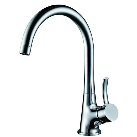"Dawn 13"" 1.8 GPM Bar Faucet, Chrome, AB50 3714C"