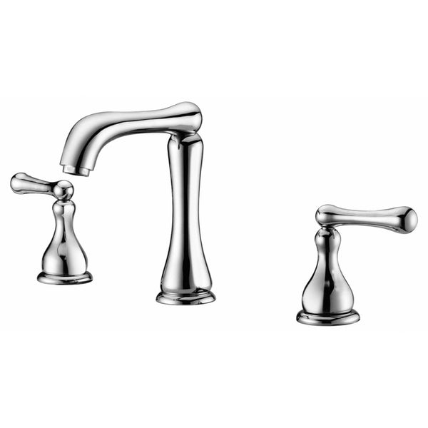 "Dawn 6"" 1.2 GPM Bathroom Faucet, Chrome, AB08 1155C"