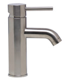 ALFI Brushed Nickel Single Lever Bathroom Faucet, AB1433-BN - The Sink Boutique