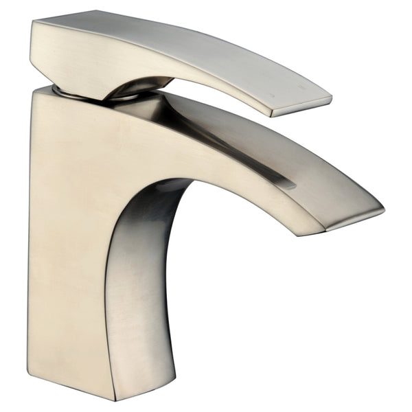 "Dawn 5"" 1.2 GPM Bathroom Faucet, Brushed Nickel, AB77 1586BN"