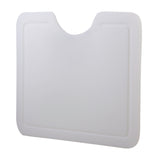 ALFI Polyethylene Cutting Board for AB3020,AB2420,AB3420 Granite Sinks, AB10PCB - The Sink Boutique