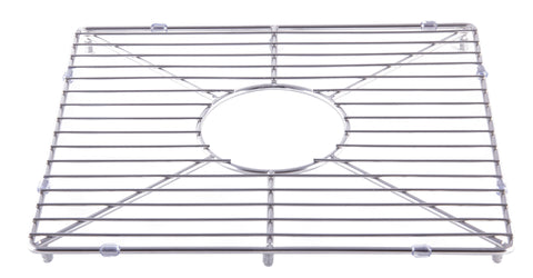 ALFI Stainless steel kitchen sink grid for large side of AB3618DB, AB3618ARCH, ABGR3618L