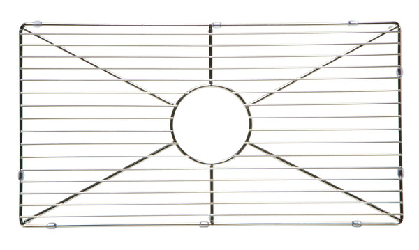 Stainless steel kitchen sink grid for AB3018SB, AB3018ARCH, AB3018UM