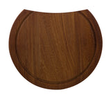ALFI Round Wood Cutting Board for AB1717, AB35WCB
