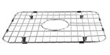 ALFI brand GR538 Solid Stainless Steel Kitchen Sink Grid