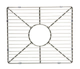 ALFI Stainless steel kitchen sink grid for large side of AB3618DB, AB3618ARCH, ABGR3618L - The Sink Boutique