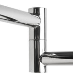 ALFI Polished Stainless Steel Retractable Pot Filler Faucet, AB5018-PSS