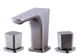 ALFI Brushed Nickel Widespread Modern Bathroom Faucet, AB1782-BN - The Sink Boutique
