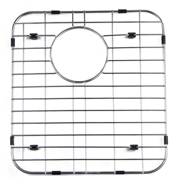 ALFI brand GR512R Right Solid Stainless Steel Kitchen Sink Grid