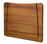 ALFI Rectangular Wood Cutting Board for AB3220DI, AB25WCB - The Sink Boutique