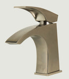 ALFI Brushed Nickel Single Lever Bathroom Faucet, AB1586-BN