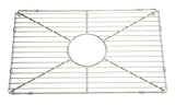 ALFI Brand ABGR2418 Stainless steel kitchen sink grid for AB2418SB, AB2418ARCH, AB2418UM - The Sink Boutique