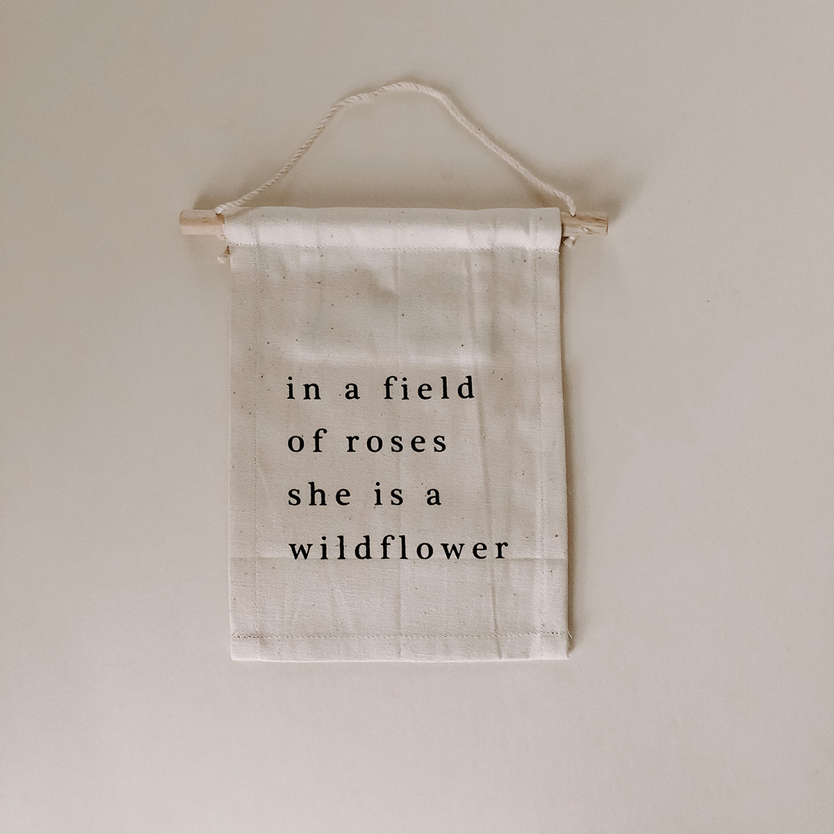 Wildflower Nursery Banner