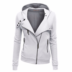 baseball Jackets Women 2018 New Fashion Women's Basic Jacket Casual Windbreaker Female Outwear Women Coat - NaomisStore.com